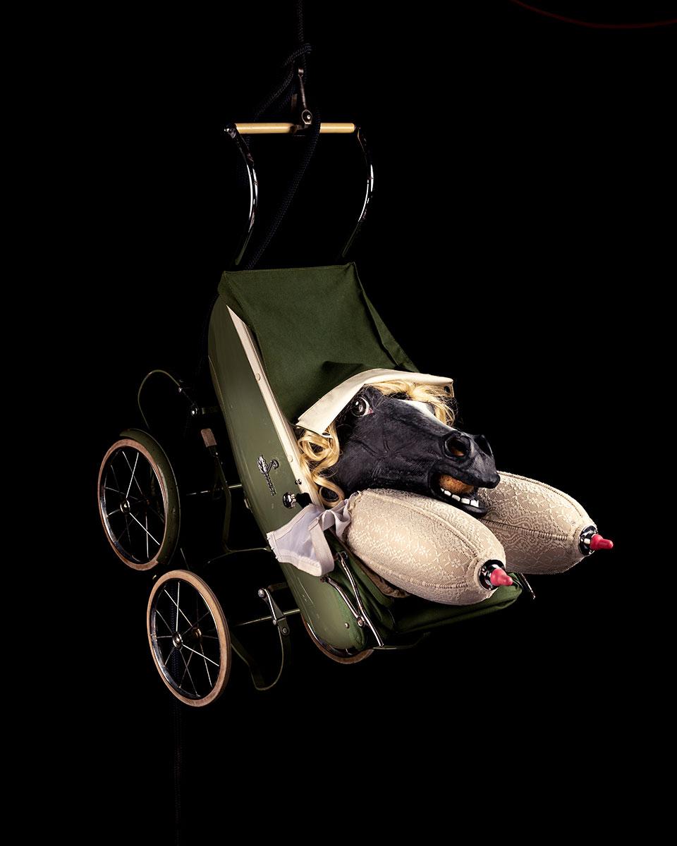 Classic Caravaggio, 2020